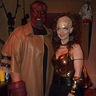 Photo #1 - Lance - Hell Boy, Jen - the Alien