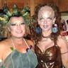 Photo #2 - Friend who was Medusa(I did her makeup too) and alien