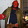 Photo #1 - Hellboy and Gun