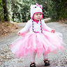 Photo #3 - Hello Kitty Tutu and Hat - Simple, adorable and practical
