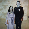 Photo #1 - Herman and Lily Munster