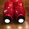 Photo #7 - Tap lights were added to the feet for jets.