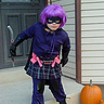 "Photo #1 - Kori as ""Hit Girl"""