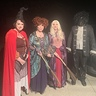 Photo #1 - Sanderson sisters with Billy