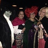 Photo #2 - Closeup of the Sanderson Sisters & Billy