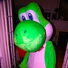 Photo #4 - Holding Yoshi's head on son