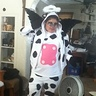 Photo #1 - Holy cow costume
