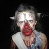 Photo #1 - Terrifying Zombie Homecoming Queen!