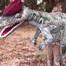 Photo #1 - Homemade Dinosaur