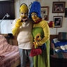 Photo #1 - homer and marge