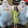 Photo #2 - Honey Lemon finds Baymax ×2