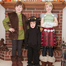 Photo #2 - Hiccup, Astrid, and Toothless from How to Train Your Dragon
