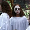 Photo #5 - Tieha in Fall parade for theater :) 'Ghoul'