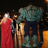 Photo #2 - HULK and THOR