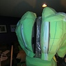 Photo #3 - Hulk Costume trying to figure out the back
