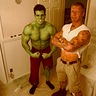 Photo #2 - The Incredible Hulk and The Thing