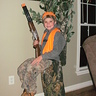 Photo #1 - Tree Hunter in A Tree Stand Costume