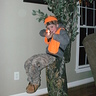 Photo #2 - Hunter in a Tree Stand