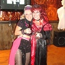 Photo #3 - My friend and me showing full costume