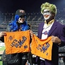 Photo #4 - Joker & Harley Quinn as Mets Fans