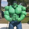 Photo #1 - DIY Hulk made from scratch