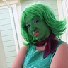Photo #4 - Disgust (painted dress)