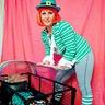 Photo #1 - Irish Girl and Trapped Leprechaun