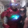 Photo #2 - iron man with his cat woman