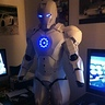 Photo #1 - Building the suit trying to finish it up