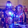 Photo #3 - At a costume contest with my fianc�