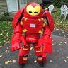 Photo #1 - Iron Man-Hulkbuster costume