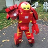 Photo #2 - Iron Man-Hulkbuster costume