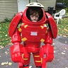 Photo #3 - Iron Man-Hulkbuster costume