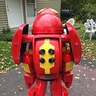 Photo #4 - Iron Man-Hulkbuster costume