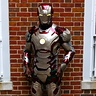 Photo #1 - Iron Man, Mark 42.