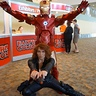 Photo #1 - Ironman and Black Widow
