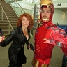 Photo #2 - Ironman and Black Widow