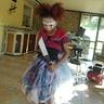 Photo #1 - Little girl it the clown