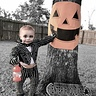 Photo #1 - Toddler Jack Skellington from The Nightmare Before Christmas