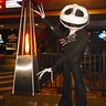 Photo #1 - jack skellington on his way to fun
