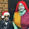 Photo #2 - Jack Skellington and Sally Ragdoll