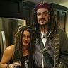 Photo #1 - Captain Jack Sparrow and Calypso from pirates of the caribbean