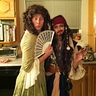 Photo #1 - Jack Sparrow and Elizabeth