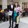 Photo #2 - Jack found Sally on Highschool Character Day