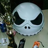 Photo #2 - Completed head with best costume trophy