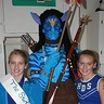 Photo #4 - AVATAR Warrior's first public appearance at daughters' Halloween parade at Harford Day School in Bel Air, MD