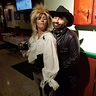 Photo #1 - Jareth on the left and cowboy to the right
