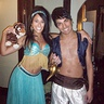 Photo #2 - Jasmine and Aladdin