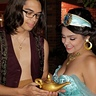 Photo #5 - Jasmine and Aladdin