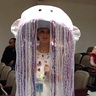 Photo #1 - Jessica as a jellyfish